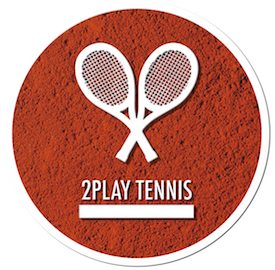 2 play tennis